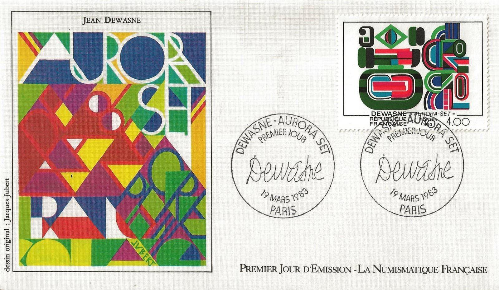 DEWASNE 1983
