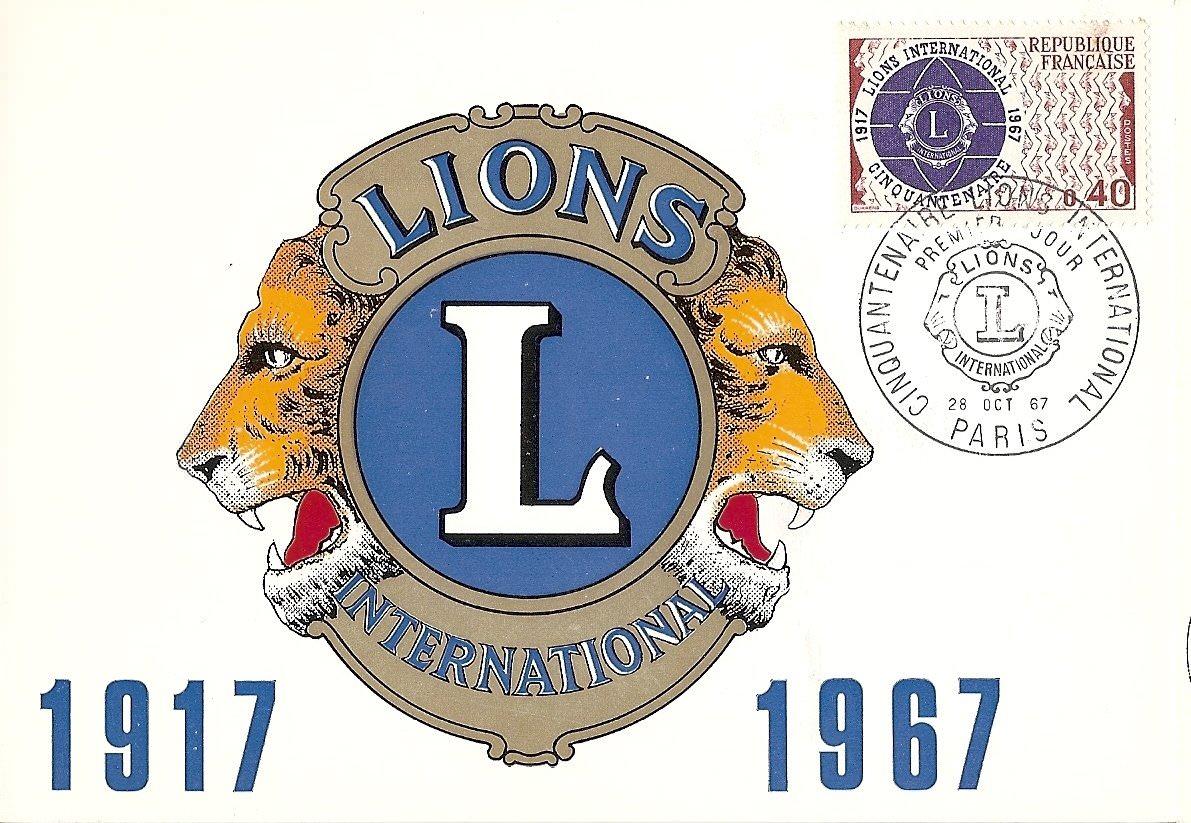 lions club 1967