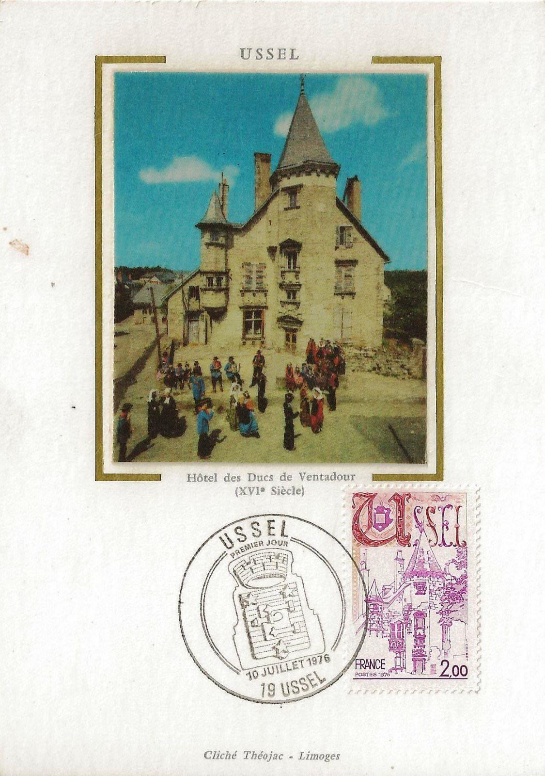 USSEL 1976 B