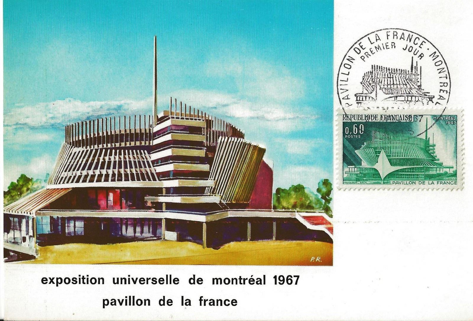 expo universelle montreal 1967