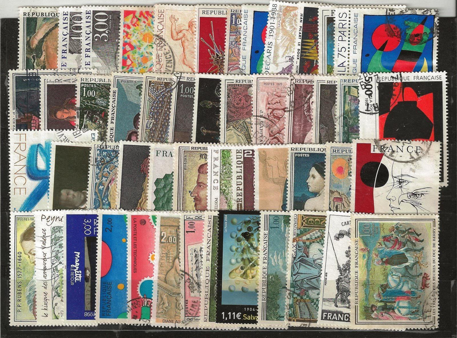 50 art france
