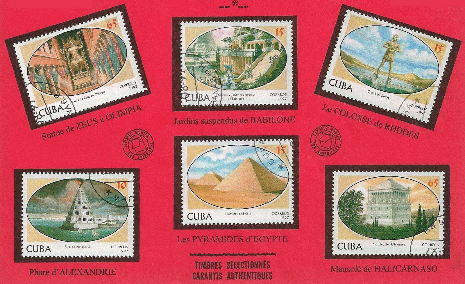 7 MERVEILLES CUBA