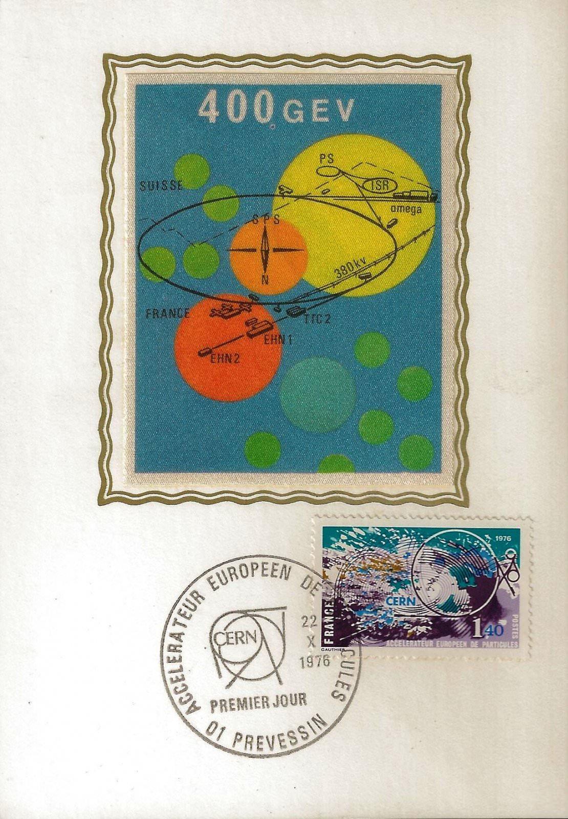 1976 ACCELERATEUR