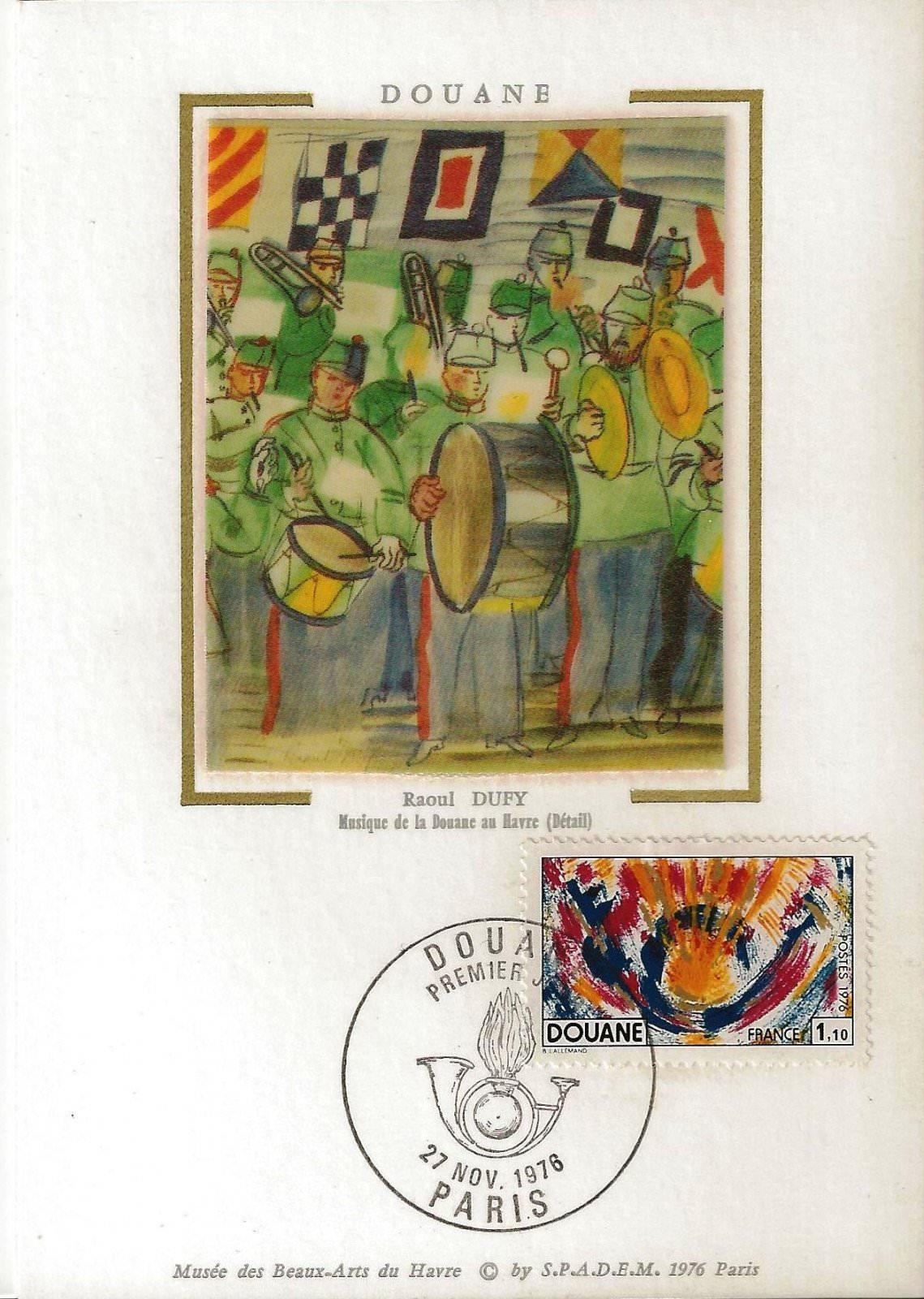 1976 DOUANE