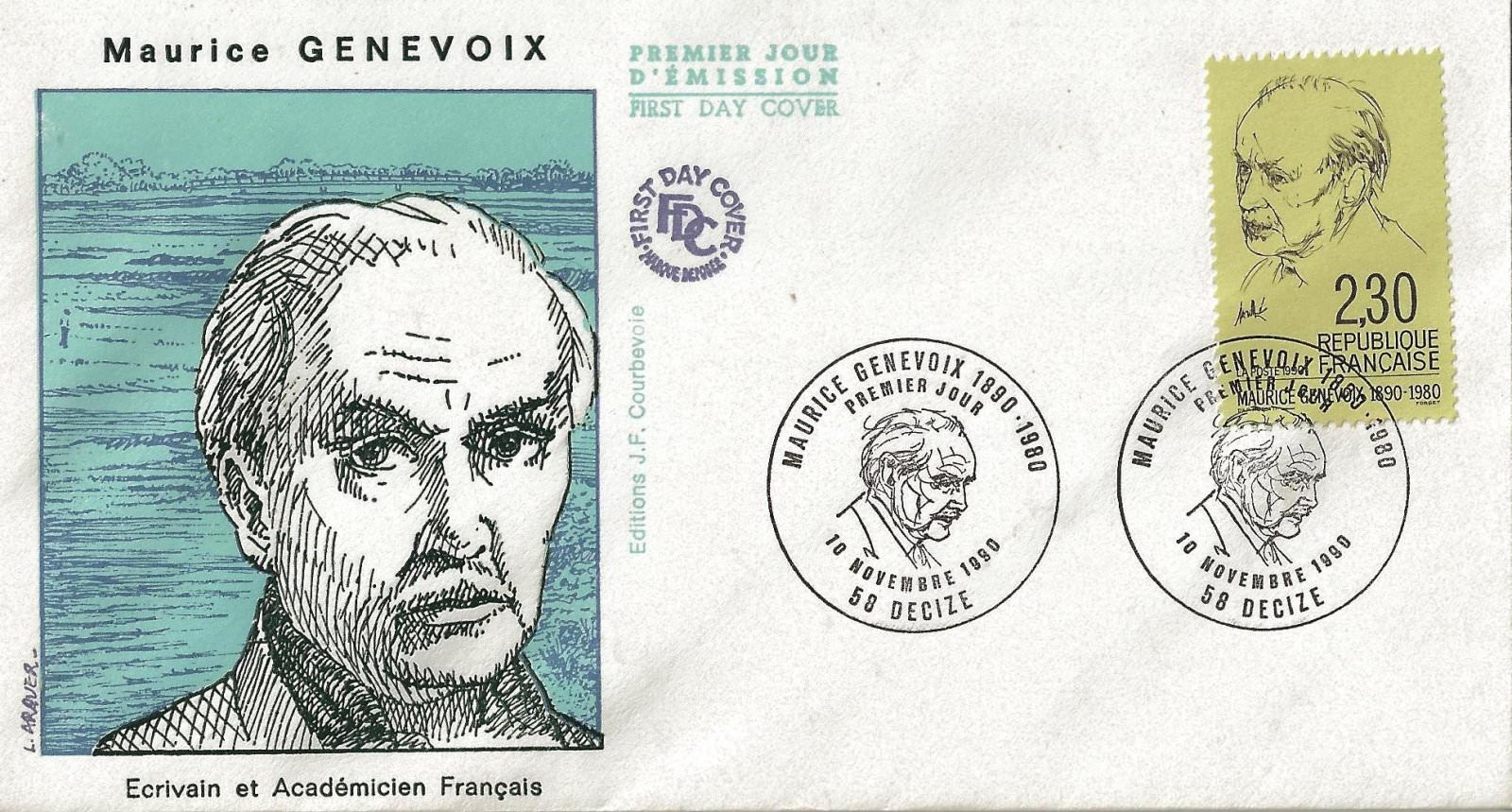 1990 genevoix