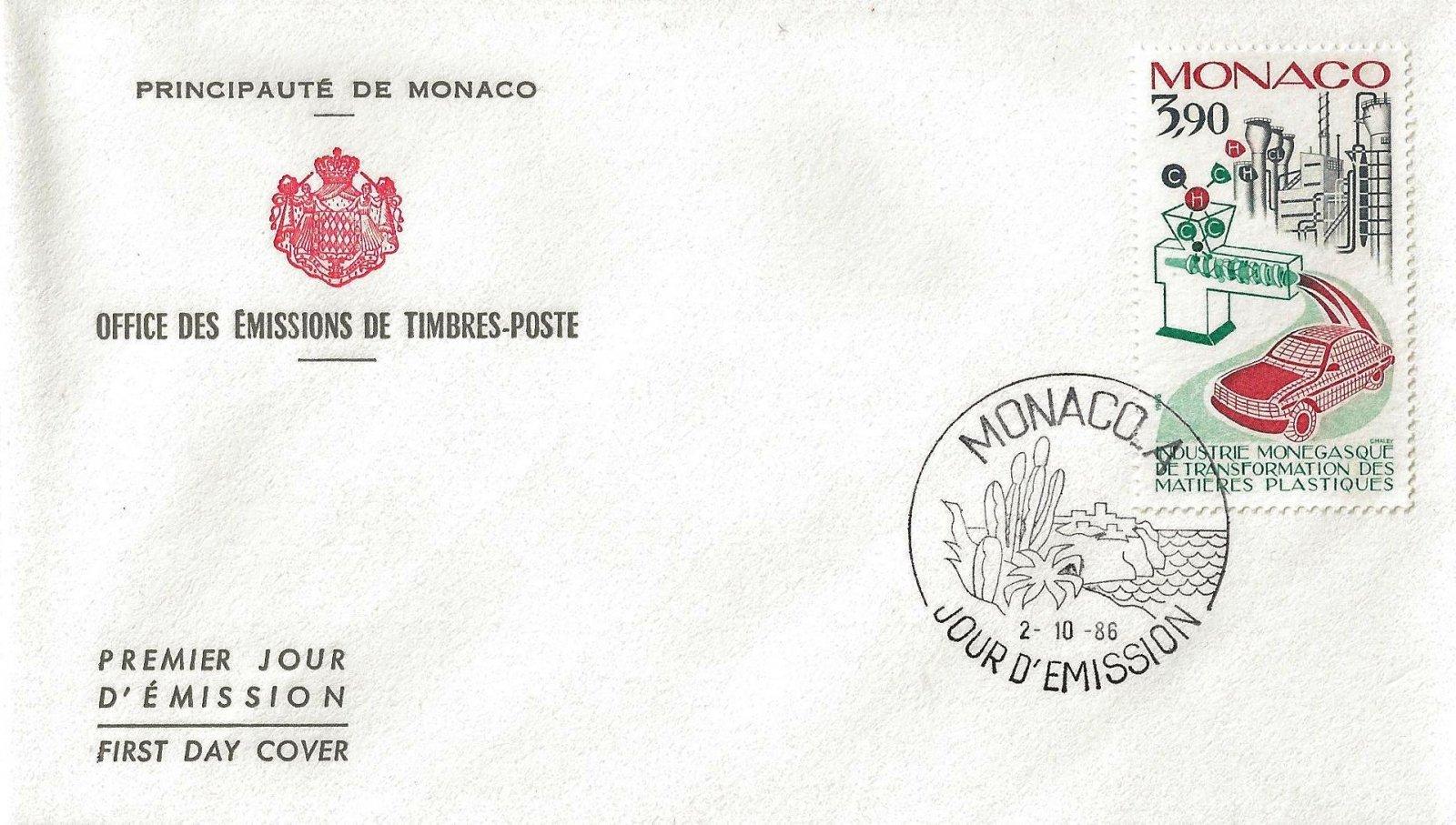 1986 INDUSTRIE MONACO