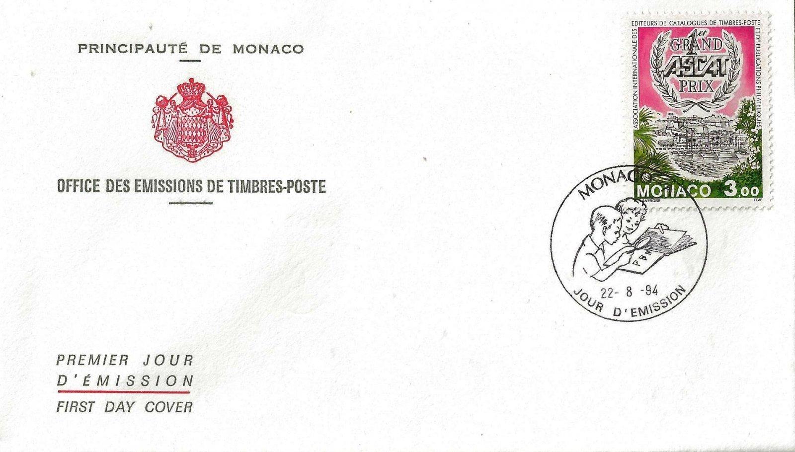 1994 ASCAT MONACO