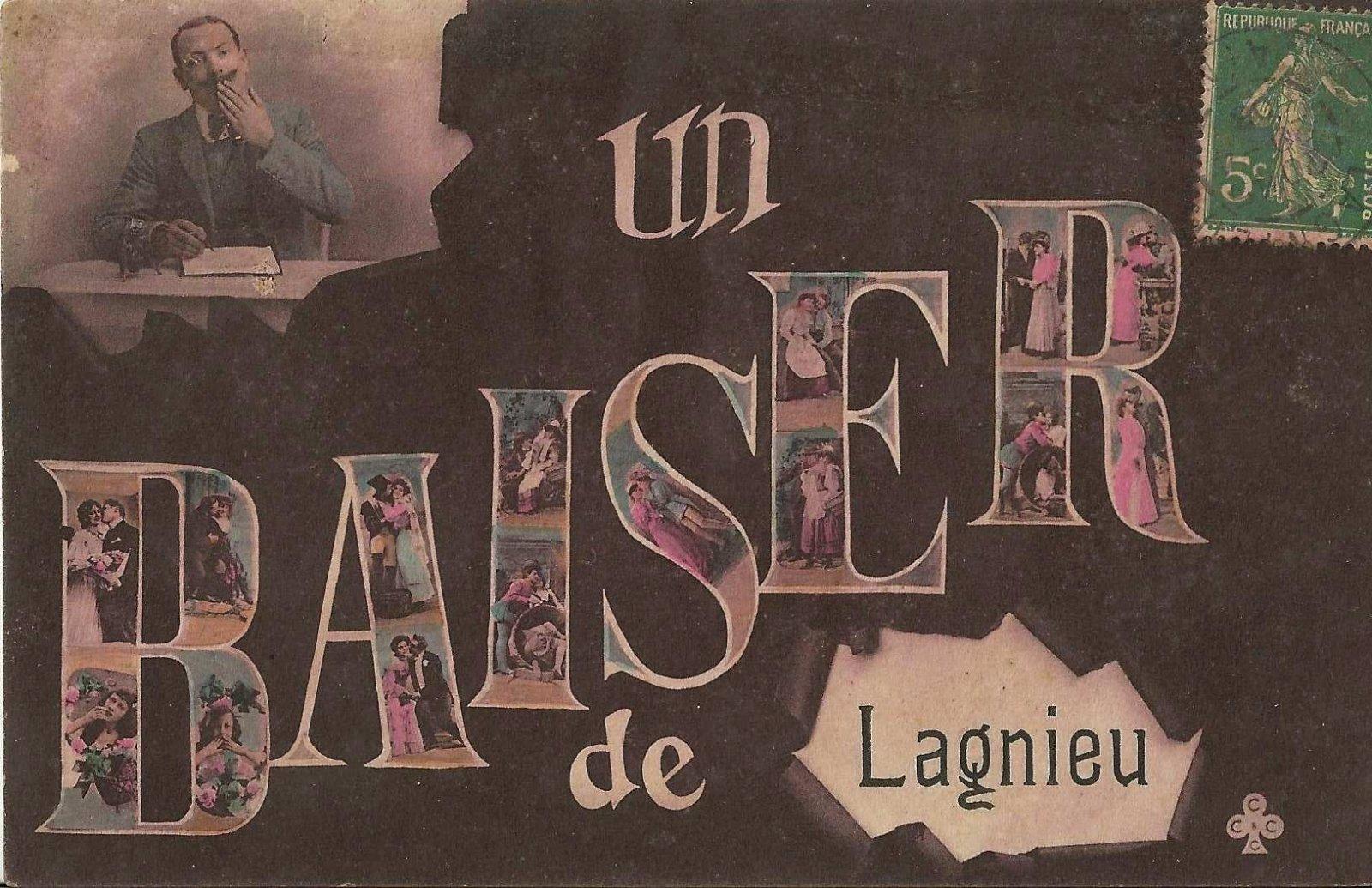 baiser de lagnieu 1908