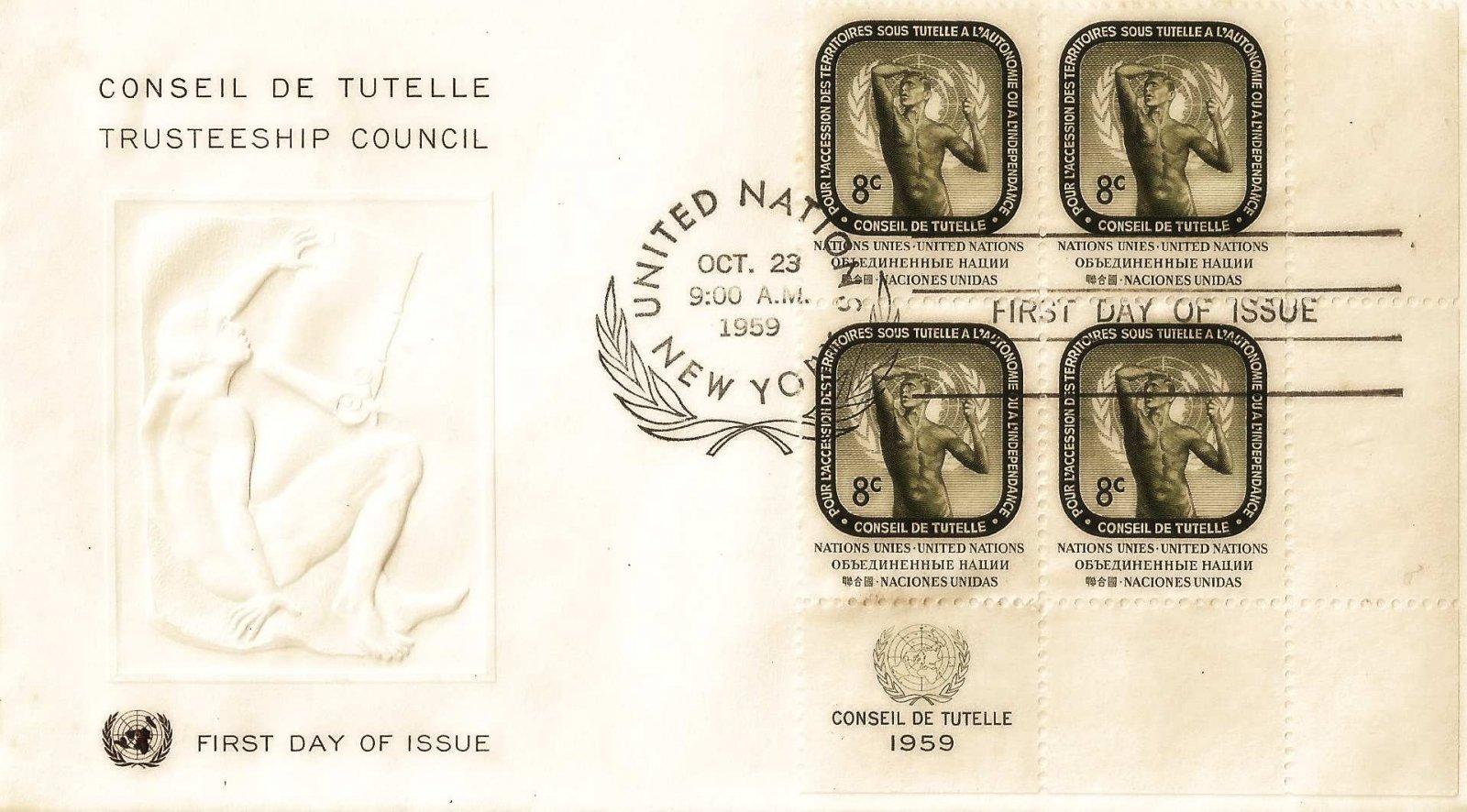 1959 nations unies conseil tutelle bloc 8c