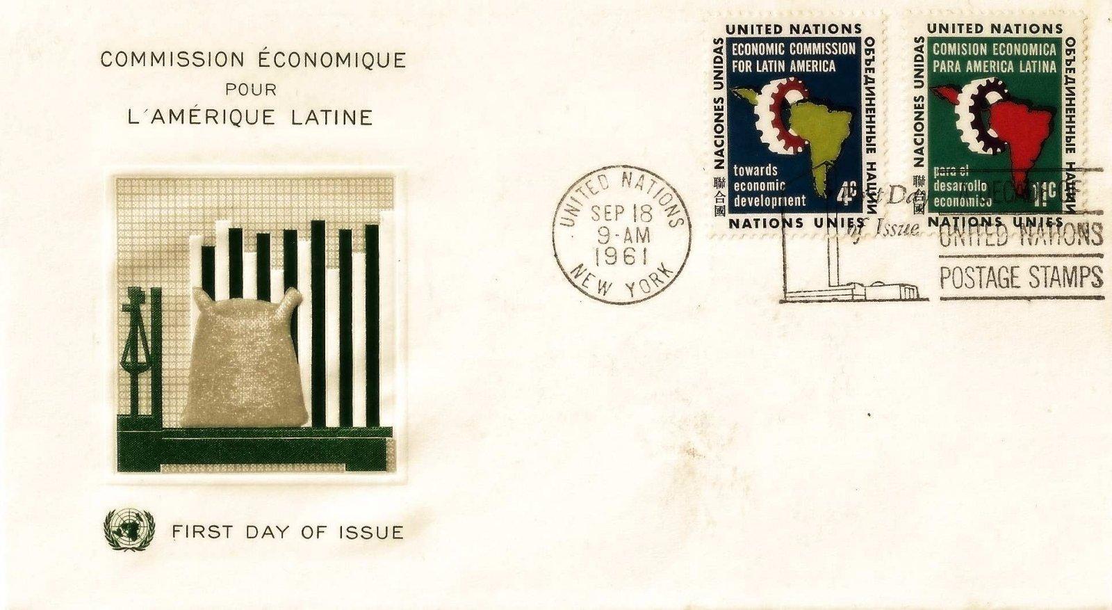1961 nations unies amerique latine