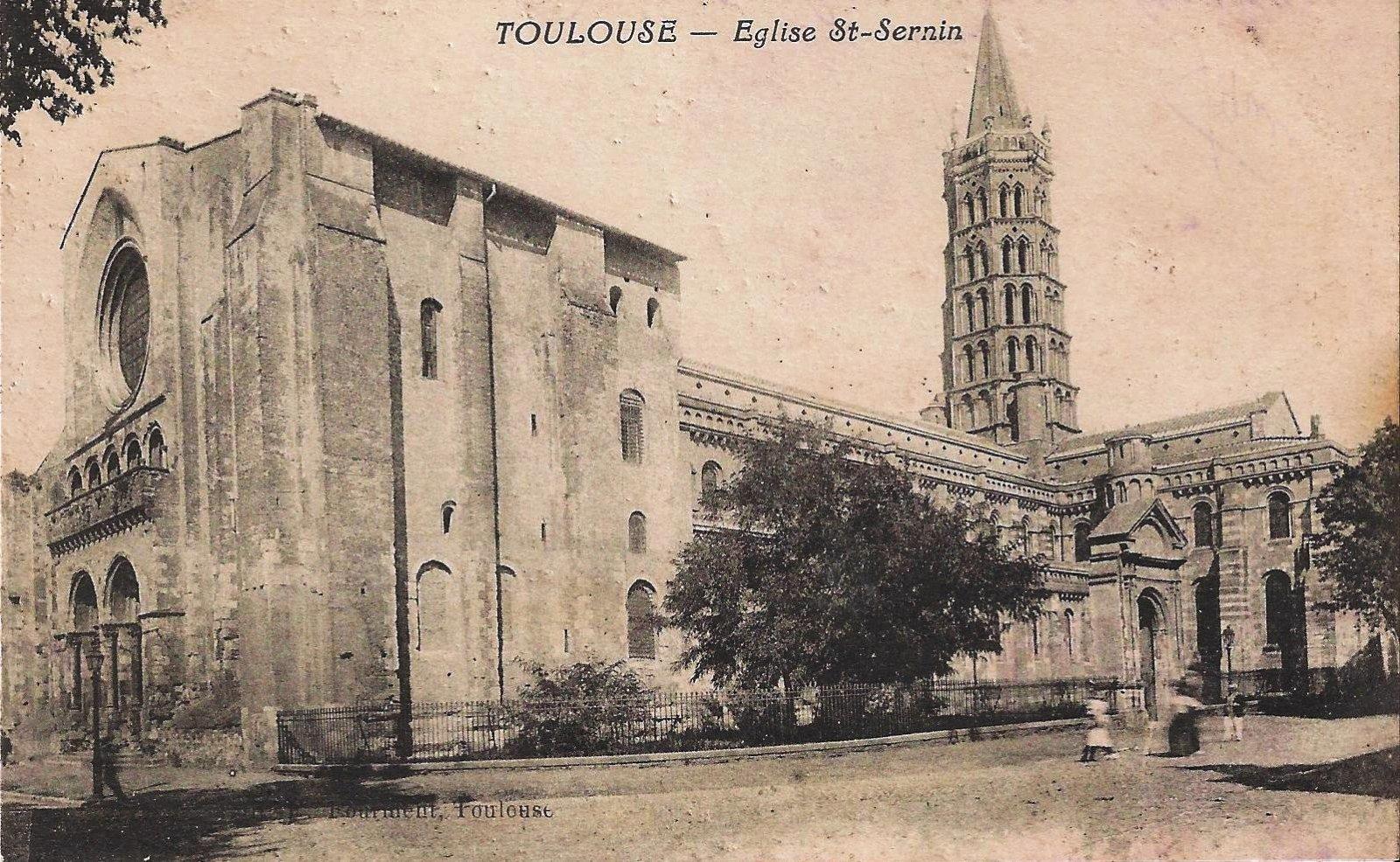 Eglise St Sernin Toulouse
