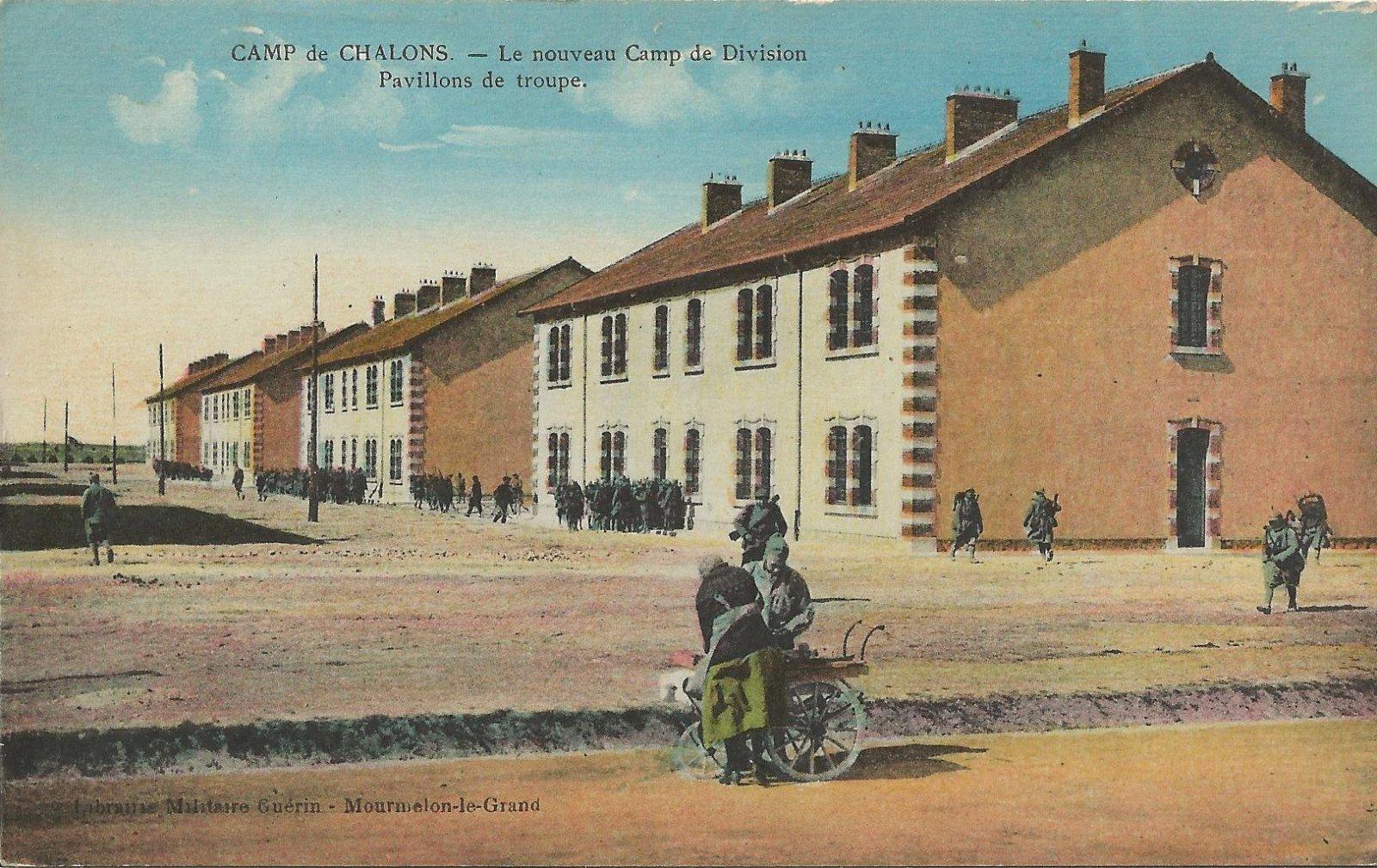 CAMP DE CHALONS 1930