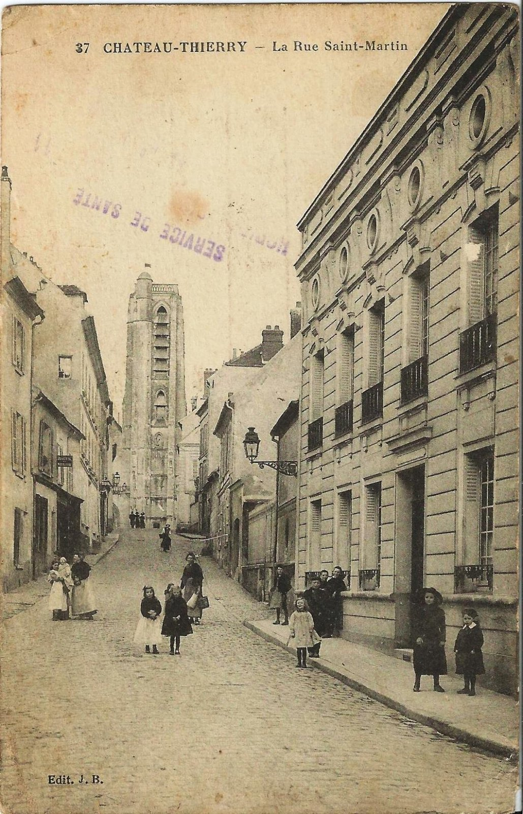 CHATEAU THIERRY 1916