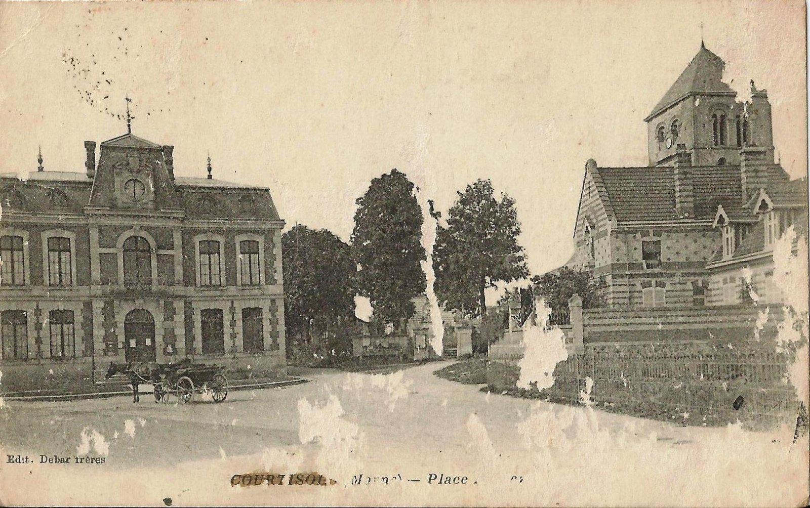 courtisol censuré 1918