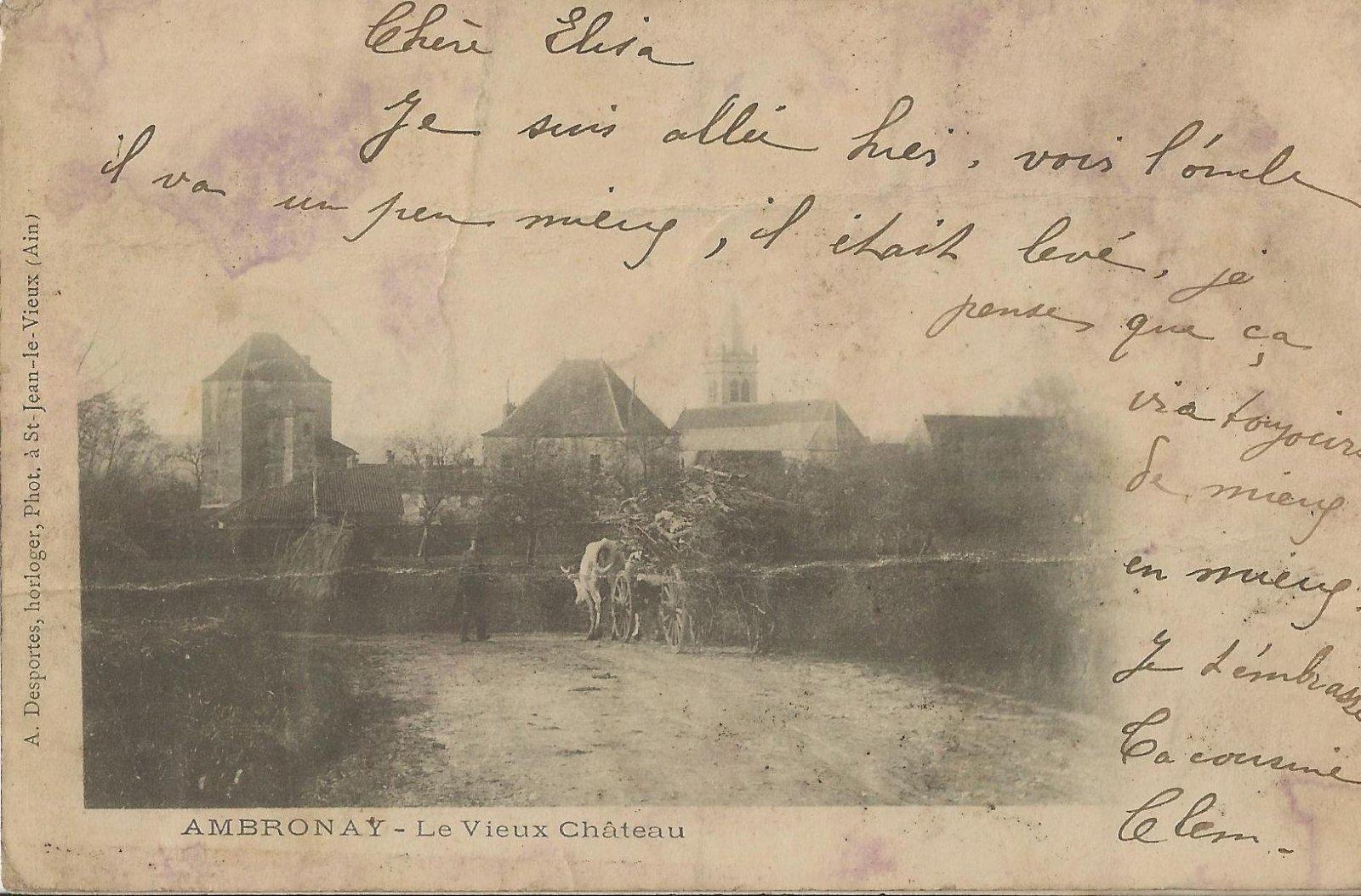 ambronay 1903