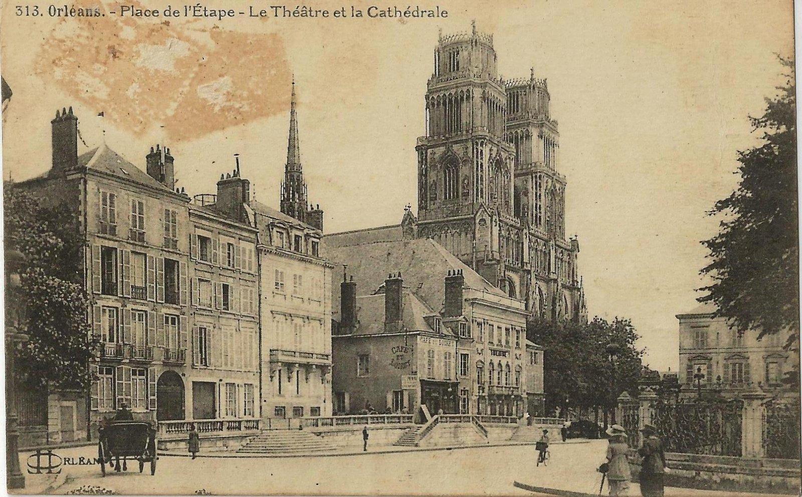 orleans place de etape 1927