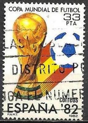 Foot coupe du monde espagne 1982 timbres th matiques timbres sports philatema - Coupe du monde de foot 1982 ...