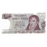 BILLET ARGENTINE 10 PESOS