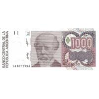 BILLET ARGENTINE 1000 AUSTRALES