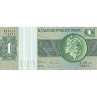 BILLET BRESIL 1 CRUZEIRO
