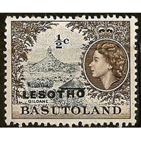 BASOUTOLAND et LESOTHO