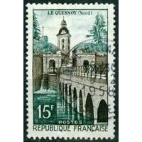 ANNÉES COMPLÈTES FRANCE ANCIENS FRANCS 1952-1959