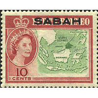 BORNEO et SABAH
