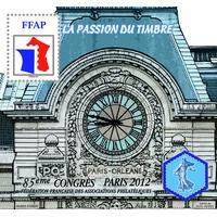 FFAP N°6 / 85è CONGRES PARIS 2012