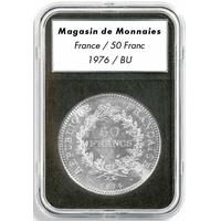 CAPSULE DE PROTECTION POUR PIÈCES DE MONNAIE