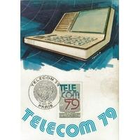 CARTE MAXIMUM 1979 / TELECOM 79 / PARIS