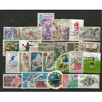 SPORT 25 TIMBRES FRANCE