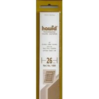 HAWID POCHETTES DE PROTECTION POUR TIMBRES 210X26mm