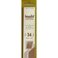 HAWID POCHETTES DE PROTECTION POUR TIMBRES 210X24mm