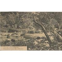 CHUTES DE LA RIVIÈRE BIA A ABOISSO (COTE D'IVOIRE) / 1907