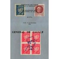 BLOC GÉNÉRAL DE GAULLE  1980 SURCHARGE