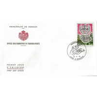 ENVELOPPE 1er JOUR 1994 / 1er GRAND PRIX ASCAT / MONACO