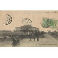 COTONOU LE BLOCKHAUS DAHOMEY / 1913