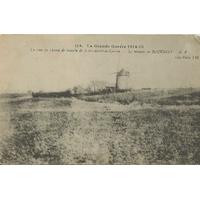 MOULIN DE BOUVIGNY NOTRE DAME DE LORETTE / 1915