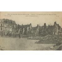 ARRAS PLACE DE L'HOTEL DE VILLE N°2 / 1916