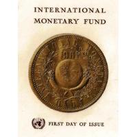 LOT ENVELOPPES 1er JOUR 1961 / FOND MONETAIRE INTERNATIONAL / NATIONS UNIES NEW YORK