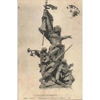 LYON / MONUMENT DES ENFANTS DU RHONE / 1912