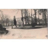 COGNAC / HOTEL DE VILLE / 1915
