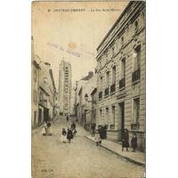 CHÂTEAU THIERRY / RUE ST MARTIN / 1916