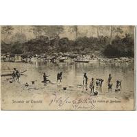 SOUVENIR DE DIASSALE DAHOMEY / 1913