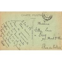 courtisol censuré 1918 verso
