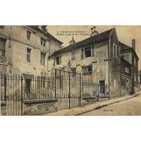 CHÂTEAU THIERRY MAISON DE JEAN DE LA FONTAINE / 1916