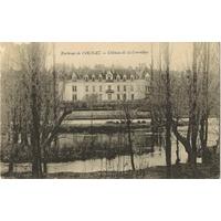 CHÂTEAU DE GADEMOULINS COGNAC / 1915