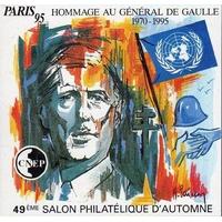 CNEP N°21 PARIS 1995