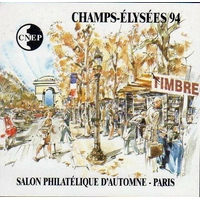 CNEP N°19 CHAMPS ELYSEES 1994