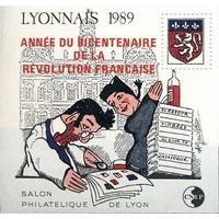 CNEP N°11 ANNÉE DU BICENTENAIRE 1989